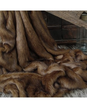 Faux Fur Throws, Red Panda Faux Fur Throw , faux-fur-throws