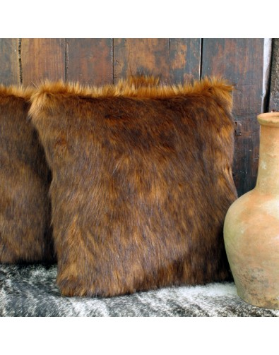 Raynard Faux Fur Cushion