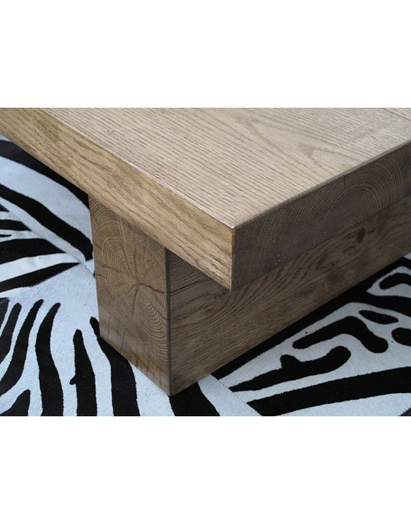 Oak Coffee Tables, Small Oak Coffee Table 3 Board Medium Square , faux-fur-throws