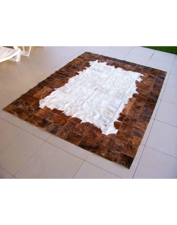 Cowhide rugs cowhides patchwork rugs - Nature Made Hides