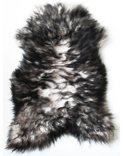 Sheepskin Rugs, 2 Colour Icelandic Sheepskin Rug 0122 , faux-fur-throws