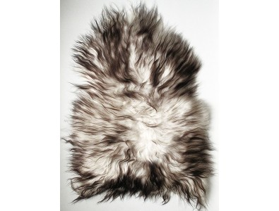 Sheepskin Rugs, 2 Colour Icelandic Sheepskin Rug 0119 , faux-fur-throws