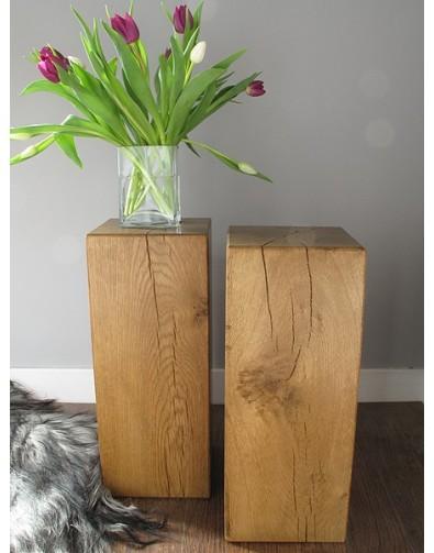 Oak Side Tables, Oak Side Tables Medium , faux-fur-throws