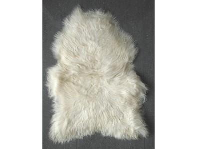 Sheepskin Rugs, Natural Ivory Icelandic Sheepskin Rug 0141 , faux-fur-throws