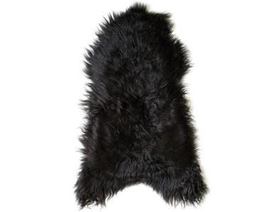 Sheepskin Rugs, Blacky Brown Icelandic Sheepskin Rug 0136 , faux-fur-throws