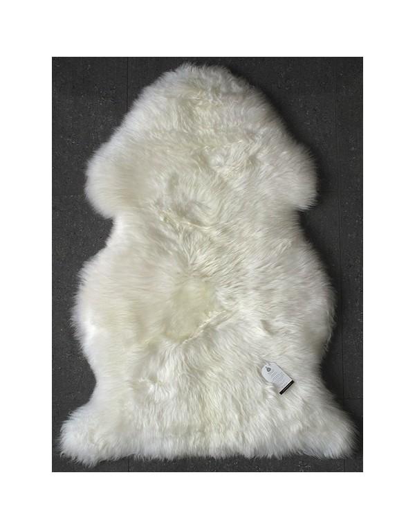 Sheepskin Rugs, Natural Sheepskin Rug 0129 , faux-fur-throws