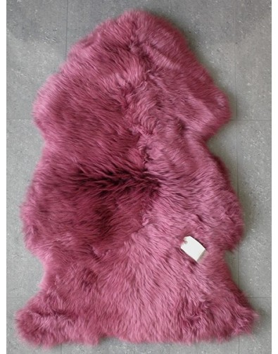 Sheepskin Rugs, Mulberry Sheepskin Rug 0132 , faux-fur-throws